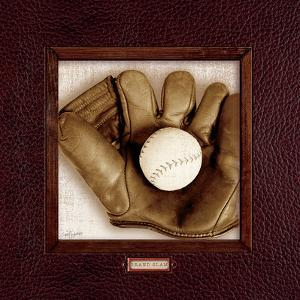 Vintage Baseball by Sam Appleman