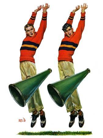 """""""Cheerleaders,""""October 18, 1930"""