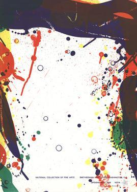 National Collection by Sam Francis
