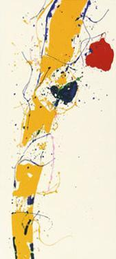 Untitled, c.1985 by Sam Francis