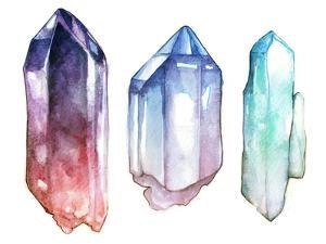 Crystals by Sam Nagel