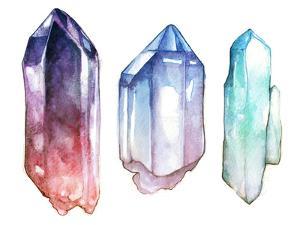 Crystals by Sam Nagel