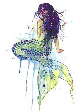 Mermaid by Sam Nagel