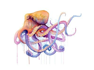 Octopus 2 by Sam Nagel