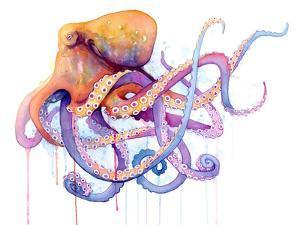 Octopus Ii by Sam Nagel