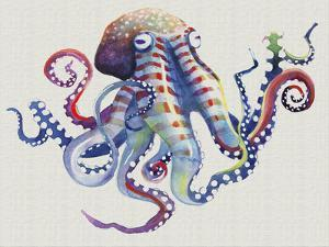 Octopus Natural by Sam Nagel