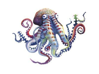 Octopus by Sam Nagel