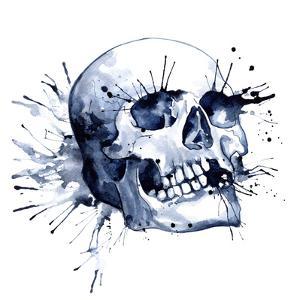 Skull by Sam Nagel