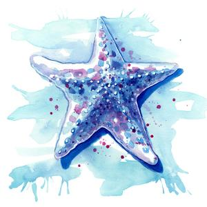 Starfish Waters I by Sam Nagel