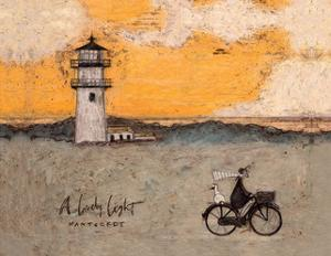 A Lovely Light, Nantucket by Sam Toft