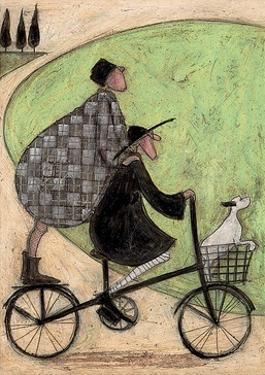 Double Decker Bike by Sam Toft