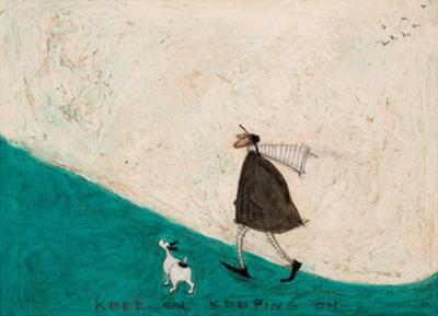 Keep On Keeping On by Sam Toft