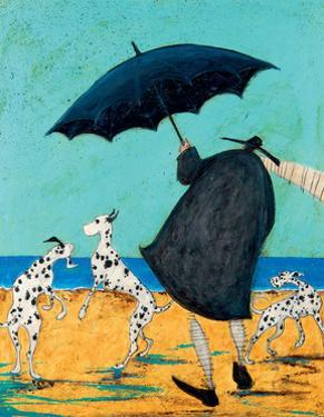 On Jack's Beach by Sam Toft