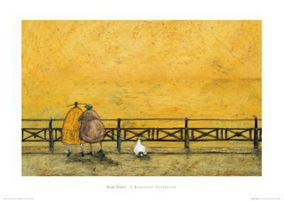Romantic Interlude by Sam Toft