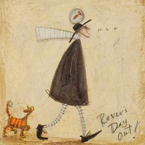Rover's Day Out by Sam Toft