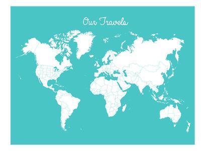 Our Travels Aqua