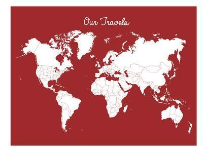 Our Travels Crimson