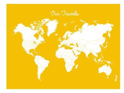 Our Travels Mustard