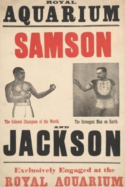 Samson V Jackson