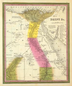 Egypt, c.1846 by Samuel Augustus Mitchell