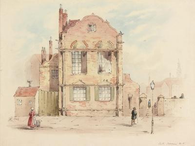 Forth House, Newcastle Upon Tyne, 1843