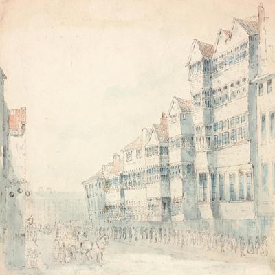Street Scene, 1843