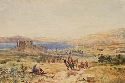 Tiberias on the Sea of Galilee, C.1850