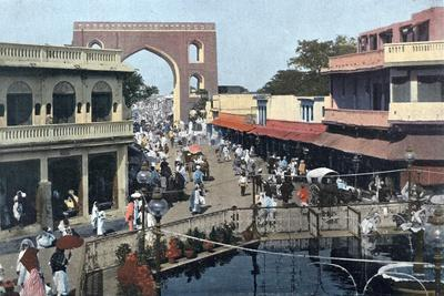 Hyderabad, India, C1880-1890