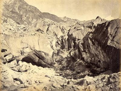 Source of the Ganges, India, C.1860-70
