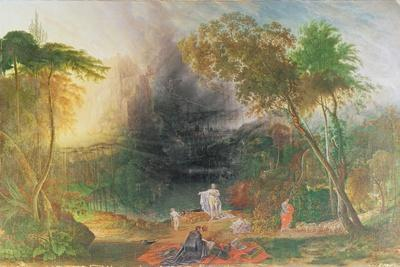 The Coming of the Messiah and the Destruction of Babylon, C.1830