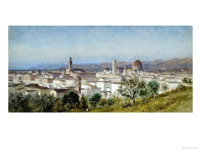 View of Florence, 1874