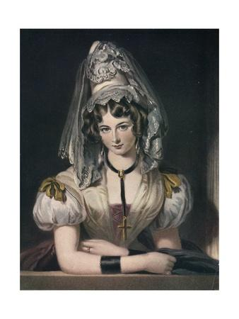 Lady Maria Theresa Lewis, 19th century, (1904)