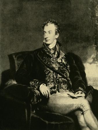 Prince Klemens Wenzel von Metternich -