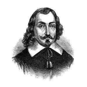 Samuel De Champlain, French Explorer