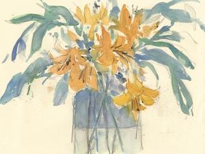 Day Lily Moment I by Samuel Dixon
