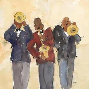Jazz Trio I by Samuel Dixon