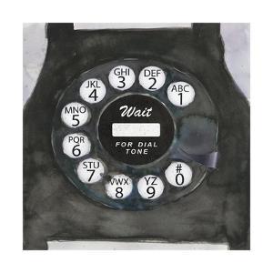 Phoning I by Samuel Dixon