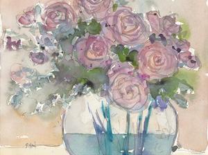 Something Floral VI by Samuel Dixon