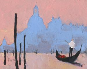 Venice Study III by Samuel Dixon
