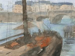 Venice Watercolors IV by Samuel Dixon