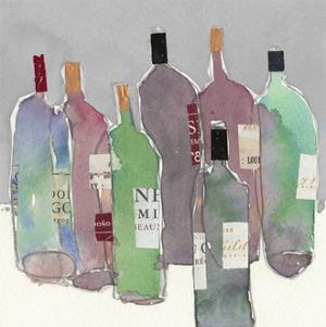 Wine Party II by Samuel Dixon