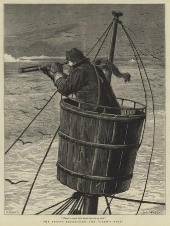 The Arctic Expedition, the Crow's Nest