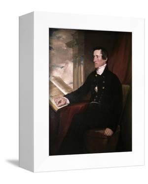Colonel William Drayton by Samuel Finley Breese Morse