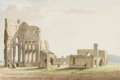 Tynemouth Priory, Northumberland