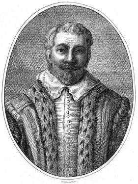 John Combe by Samuel Ireland