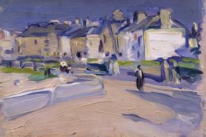 North Berwick, 1905 by Samuel John Peploe
