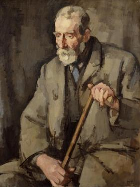 Old Duff, 1922 by Samuel John Peploe