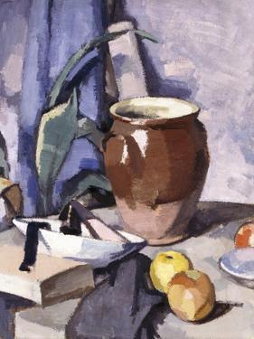 The Brown Crock by Samuel John Peploe