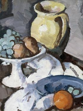 The Yellow Jug, c.1930 by Samuel John Peploe