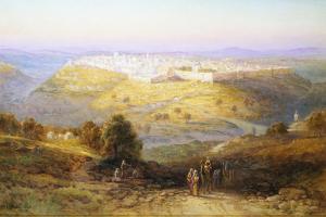 Jerusalem the Golden (Israel) by Samuel Lawson Booth